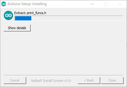2019 02 28 17 25 07 Arduino Setup Installing