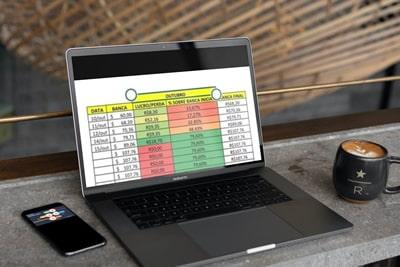 Aplicativos de Controle Financeiro