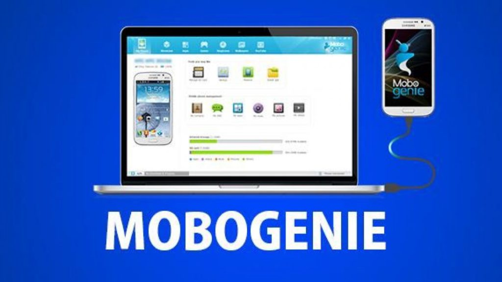 Como baixar e instalar o App MoboGenie