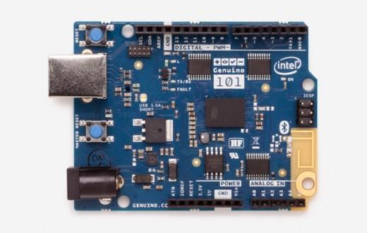 Placa Arduino 101