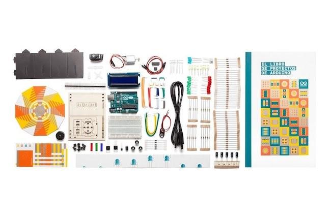 kit inicial Arduino