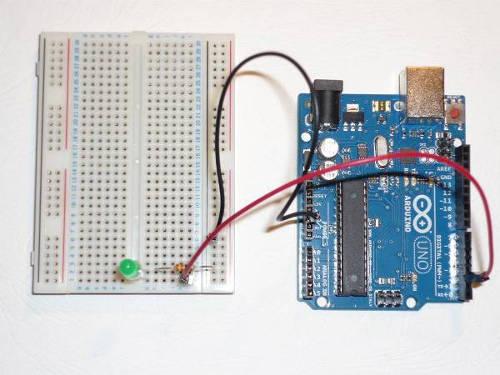 Projeto simples com Arduino para iniciantes 1: piscar um LED