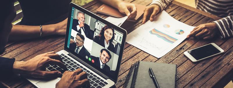 As 5 Melhores Plataformas de Reunião Online