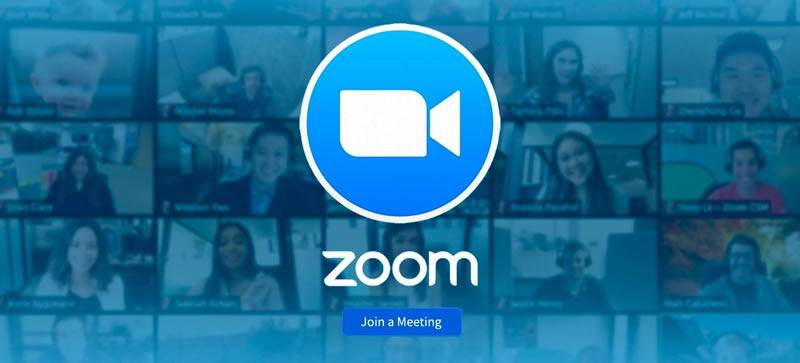 Zoom - Plataforma de Reunião Online