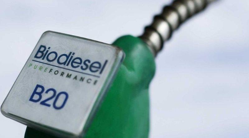 Combustivel produzido a partir de óleos vegetais