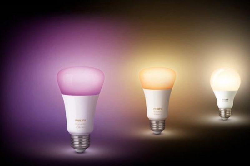 Como funciona uma lâmpada inteligente