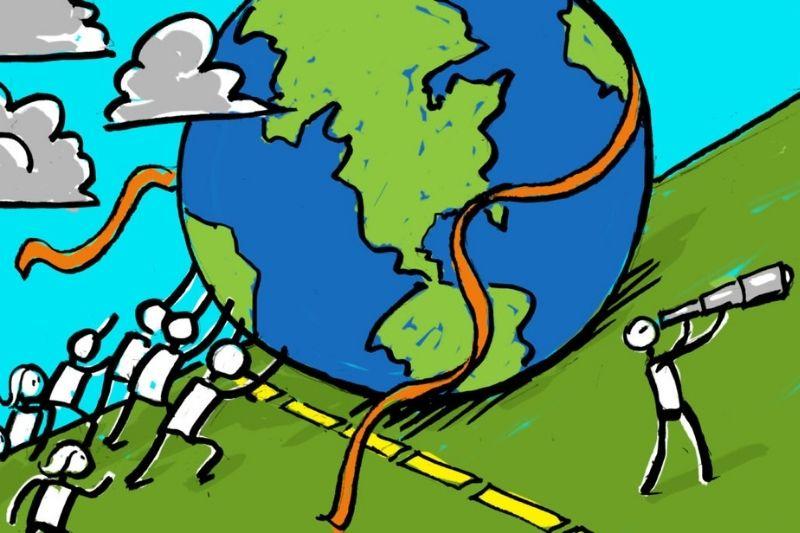 Qual a situação atual do Acordo climático de Paris?